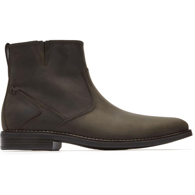 d2f020a32a7 Rockport Men's Traviss Zip Boot Shoes