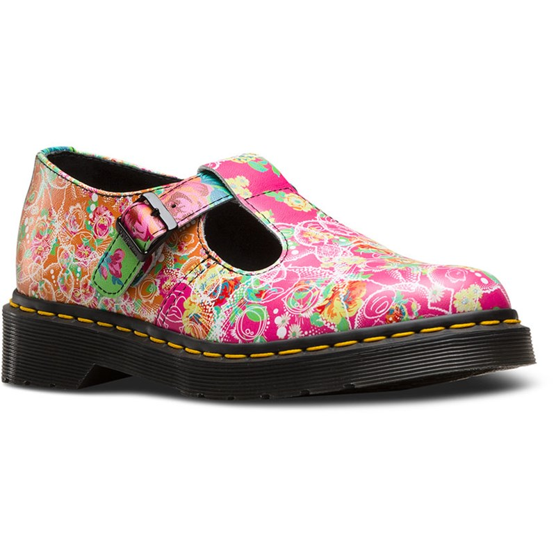 Polley Daze T-Bar Dr. Martens Zac1bQuZO