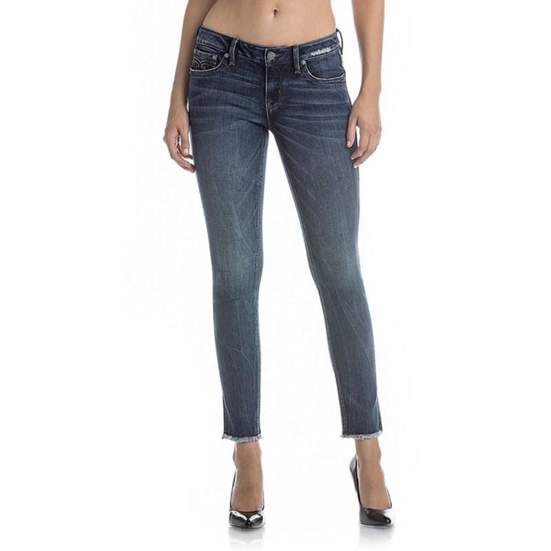 367721db7d6 Rock Revival. Rock Revival - Womens Flora Ak204 Ankle Skinny Jeans