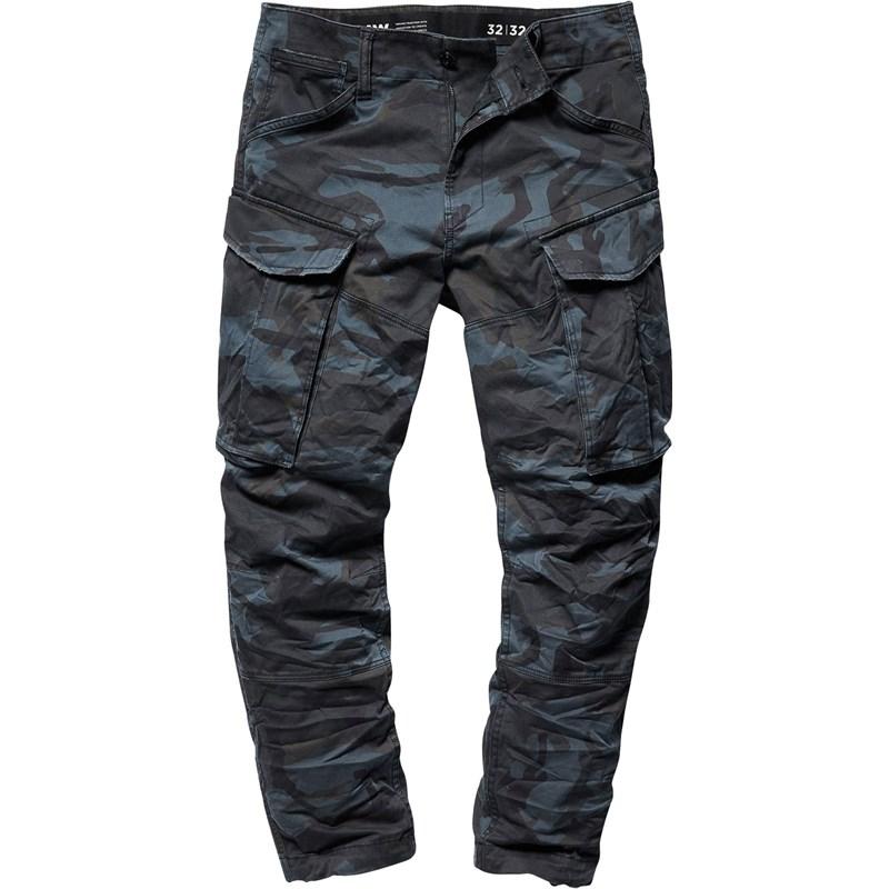 Tidssvarende G-Star Raw - Mens Rovic 3d straight tapered Cargo Pants NX-02