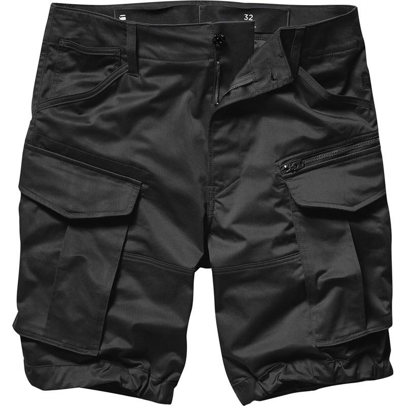 Rørig G-Star Raw - Mens Rovic zip loose 1/2 Cargo Shorts LH-18