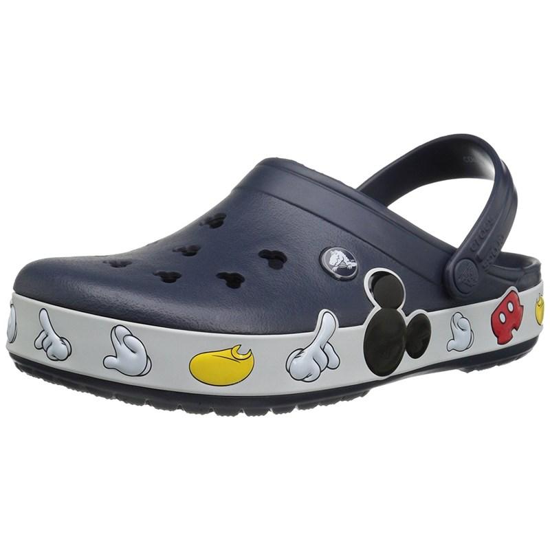 f3e58b9c0 Crocs. Crocs - Unisex-Adult Crocband Mickey Clog Shoes