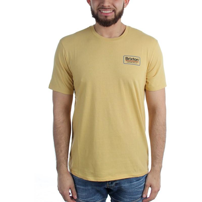 0a4d8ad137 Brixton - Mens Palmer S/S Premium T-Shirt