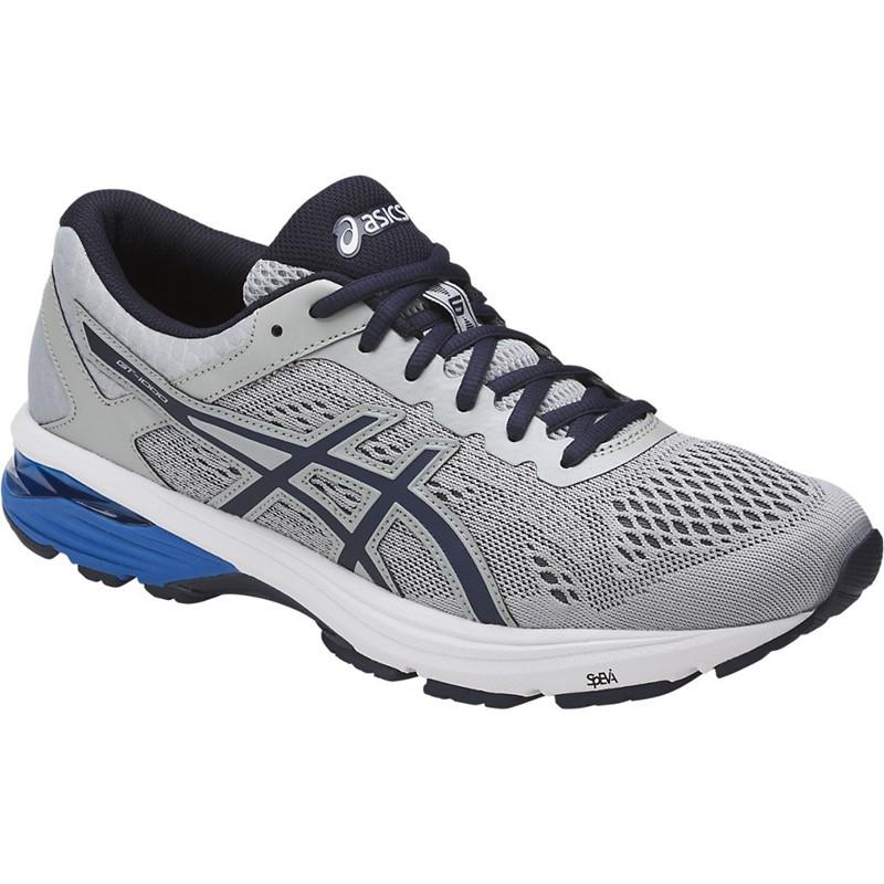 ASICS - Mens Gt-1000 6 (2E) Shoes