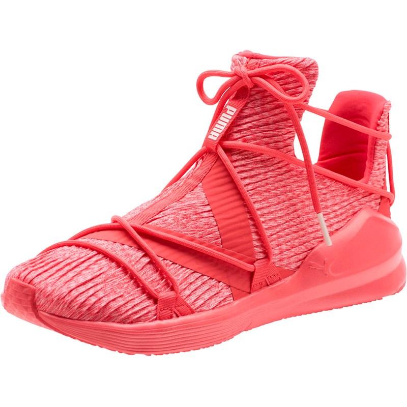 c11cc2a483 PUMA - Womens Fierce Rope Pleats Shoes