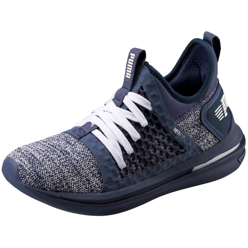 buy online bce0d f8b3a PUMA - Womens Ignite Limitless Sr Netfit Shoes