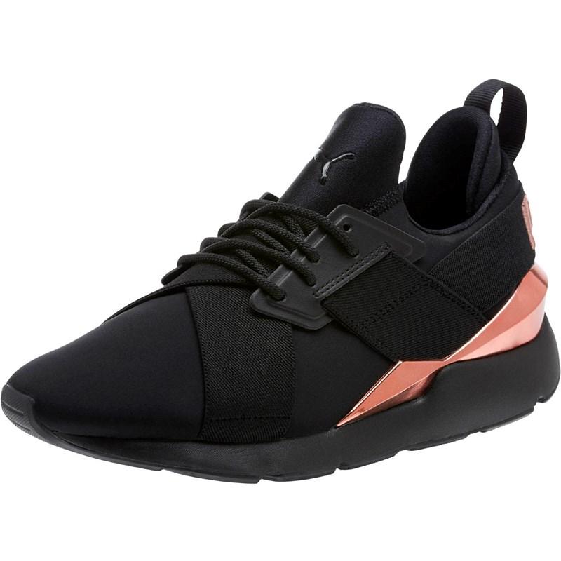 210610eaa5c6 Puma. PUMA - Womens Muse Metal Shoes