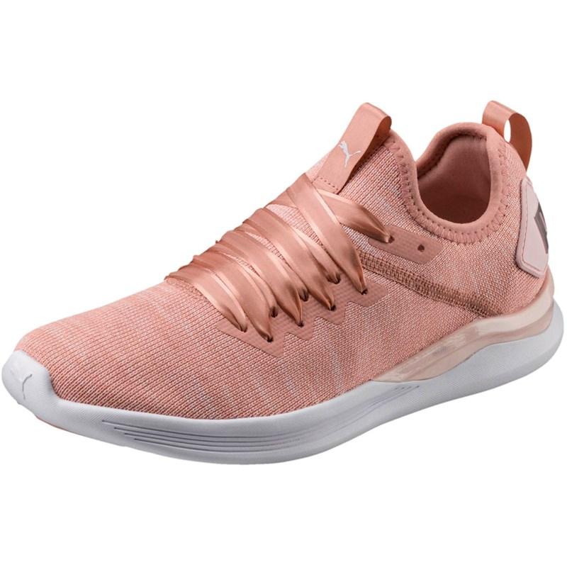 6fa6c80c869e Puma. PUMA - Womens Ignite Flash Evoknit Satin Ep Shoes