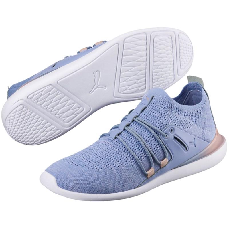 PUMA - Womens Evo Cat Sock Lace Ls Monaco Shoes