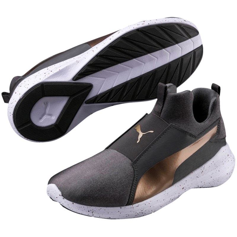 8cf2bfd71f4b Puma. PUMA - Womens Rebel Mid Speckles Shoes