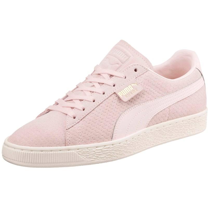 4c8776d6dafe15 Puma. PUMA - Mens Suede Classic Perforation Shoes