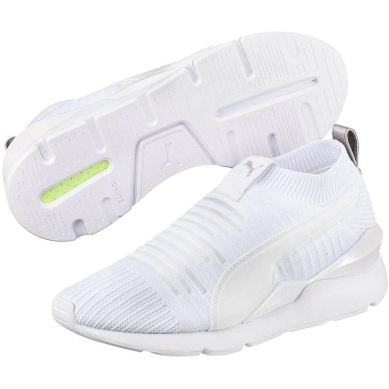 PUMA - Womens Muse Slip On July Shoes