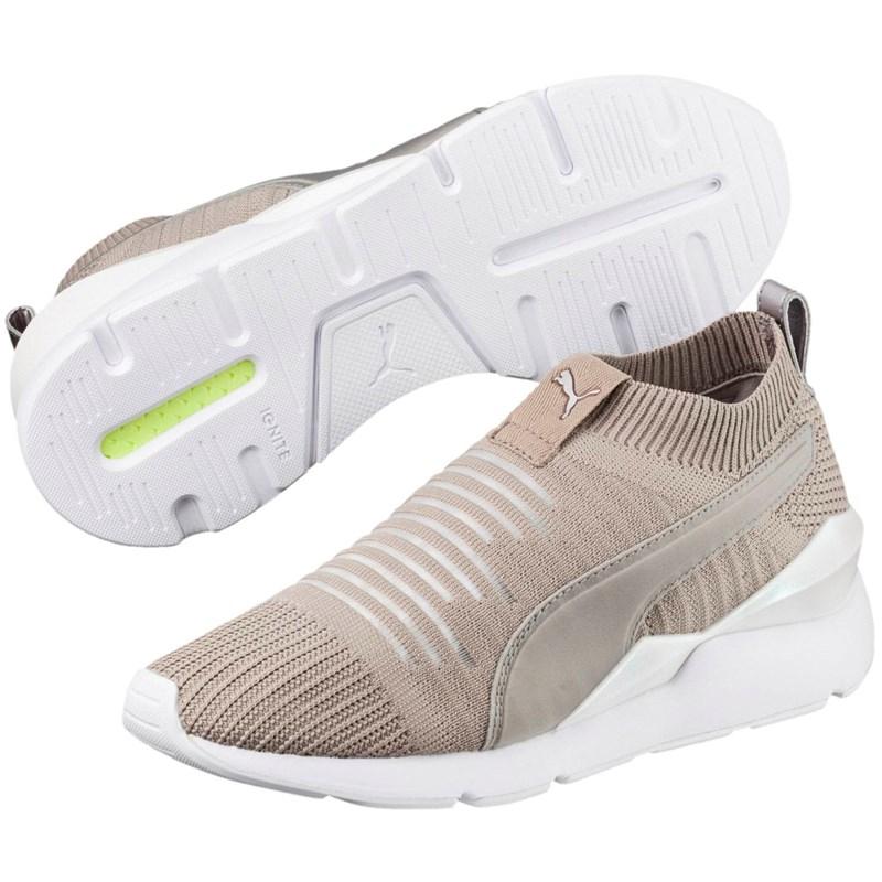 a1ed618a PUMA - Womens Muse Slip On July Shoes