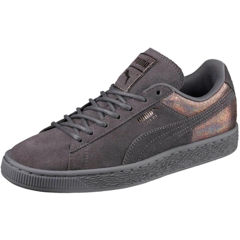 PUMA - Womens Suede Lunalux Shoes