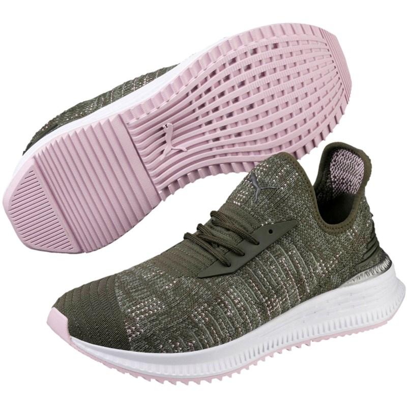 PUMA - Womens Avid Evoknit Mosaic Shoes