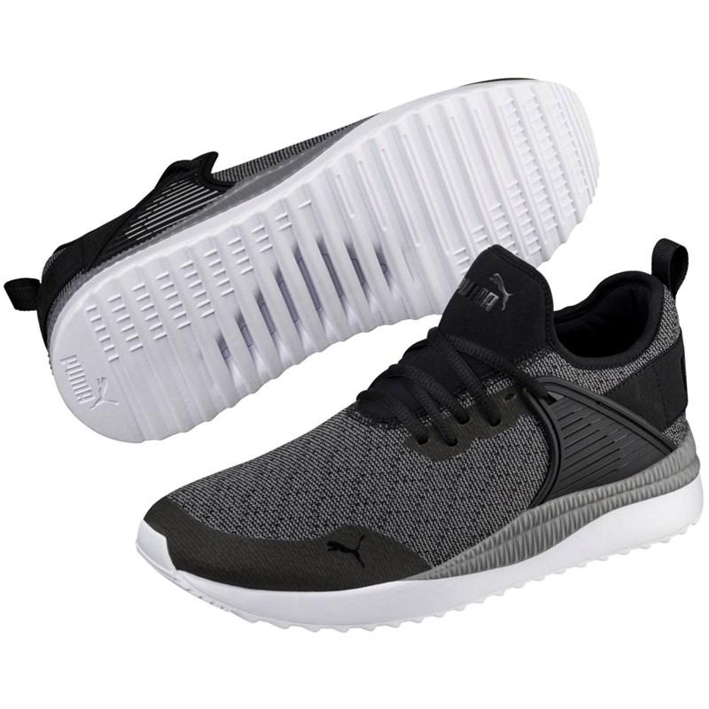 PUMA Mens Pacer Next Cage Knit Premium Shoes