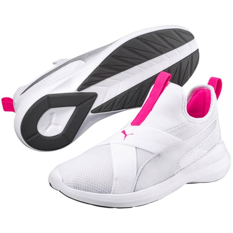 142c3462bc50 PUMA - Womens Rebel X Shoes
