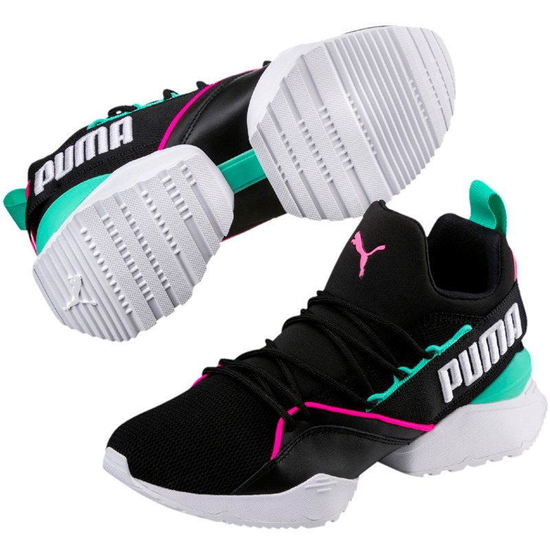 Puma. PUMA - Womens Muse Maia Street 1 Shoes a1bc749bc