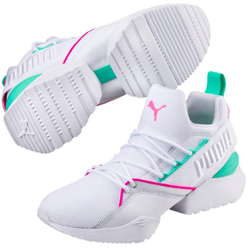 PUMA - Womens Muse Maia Street 1 Shoes