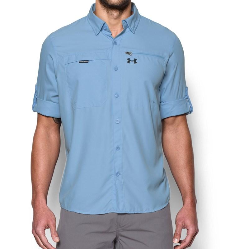 c6a0f6b345 Under Armour - Mens Fish Stalker Long Sleeve Long-Sleeves T-Shirt