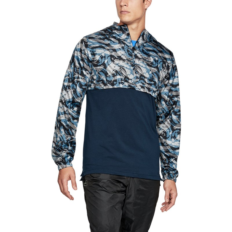 f56a8dd6e2b1 Under Armour. Under Armour - Mens SPORTSTYLE WIND ANORAK Jacket