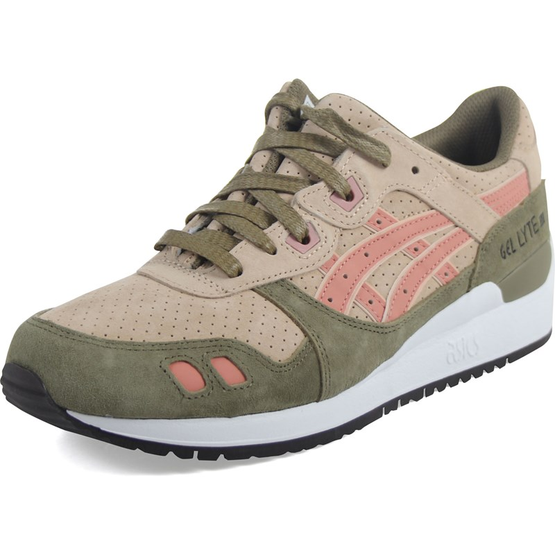 ASICS Tiger Womens GEL-Lyte III Sneakers