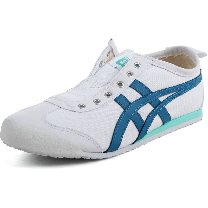 more photos cc47f cf9e7 Onitsuka Tiger Womens Mexico 66 Slip-On Sneakers
