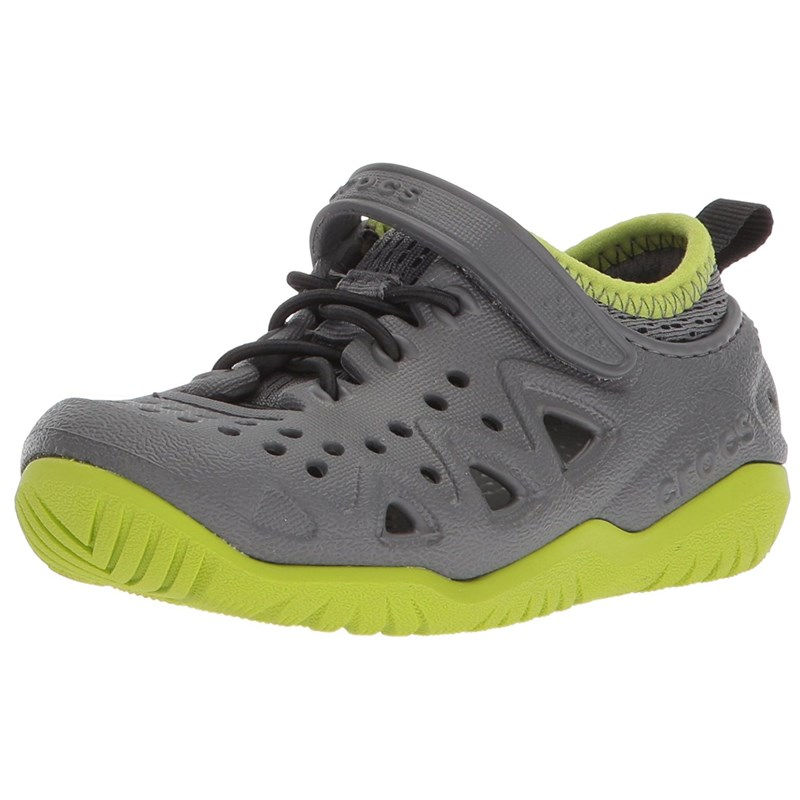 f74305d7a83dfb Crocs Kids  Swiftwater Play Shoes
