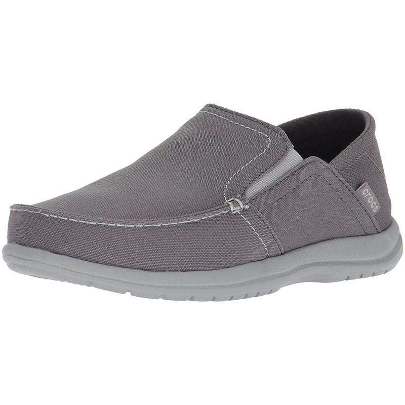 ffbe6aa50e96e Crocs Men's Santa Cruz Convertible Slip-Ons