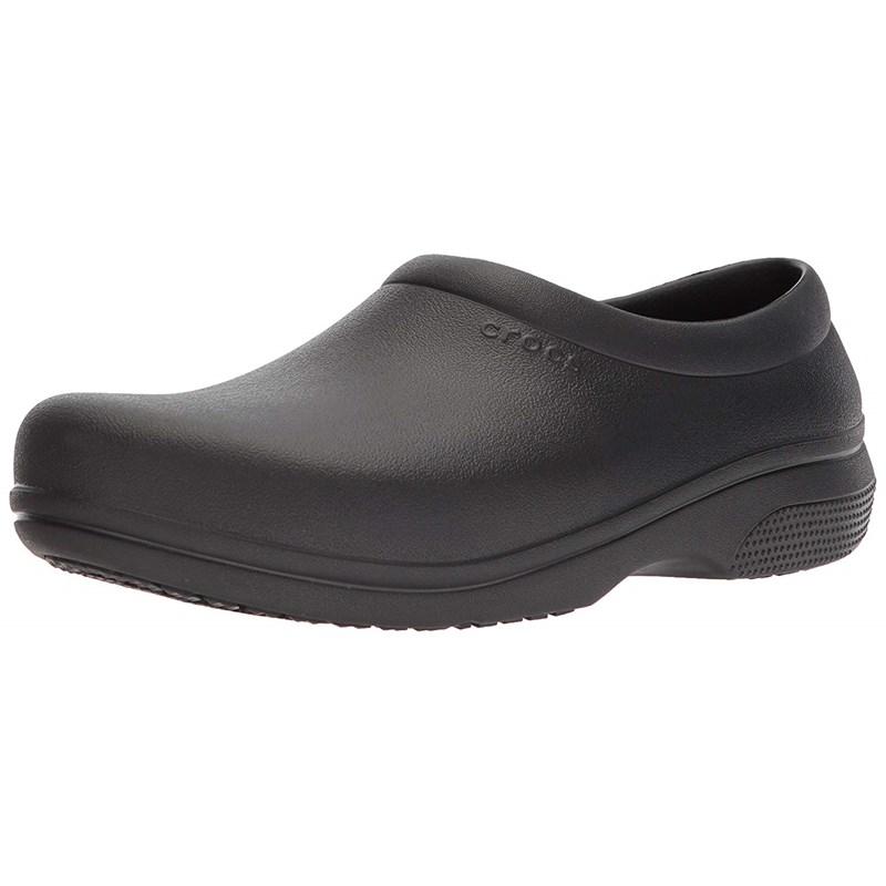 5686bc5933e5bb Crocs. Crocs Unisex-Adult Crocs On-The-Clock Work Slip-Ons