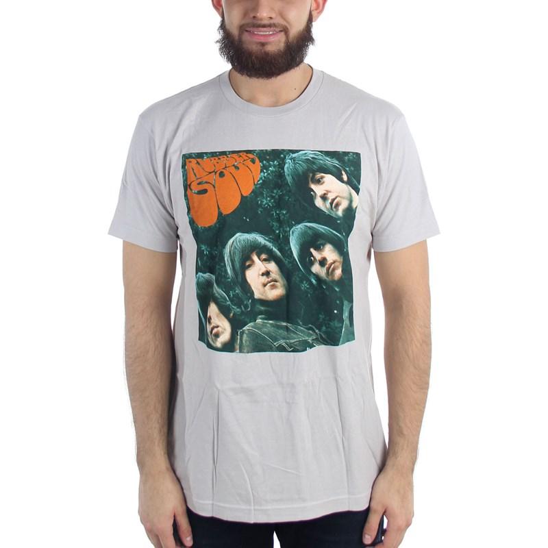 ae570f20246e Beatles, The. The Beatles - Mens Rubber Soul T-Shirt