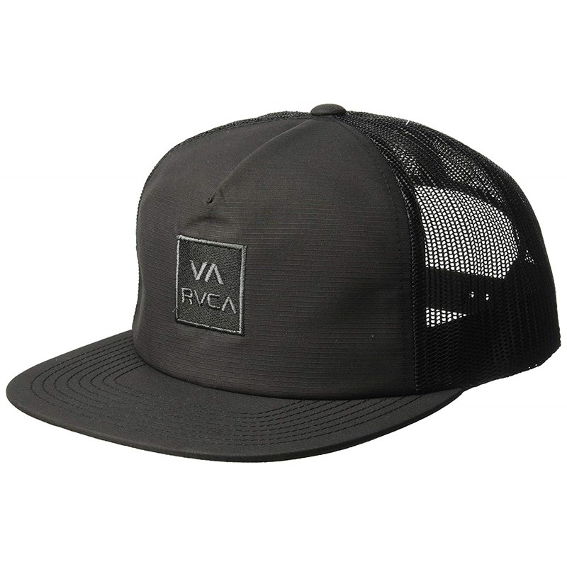brand new 8974b 060fc ... where to buy rvca mens va all the way trucker hat d0b67 23a6a