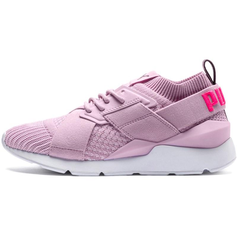 53e92e674166 Puma. PUMA - Womens Muse Evoknit Shoes