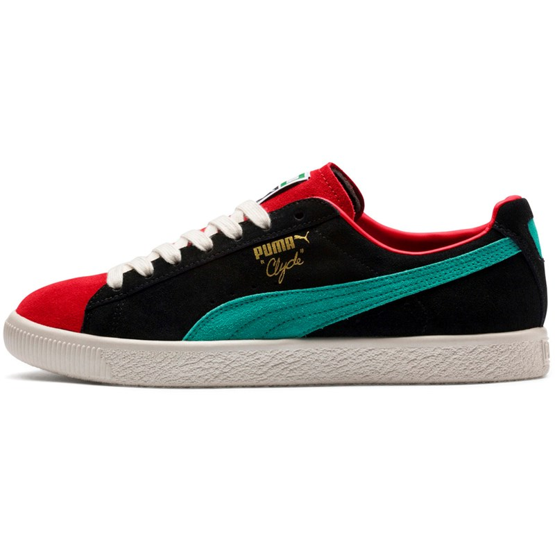 buy online 8b1a3 cf3d5 PUMA - Mens Clyde From The Archive Shoes