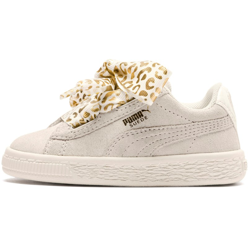 low cost 5692b 3fe15 Puma Suede Heart Athluxe Inf