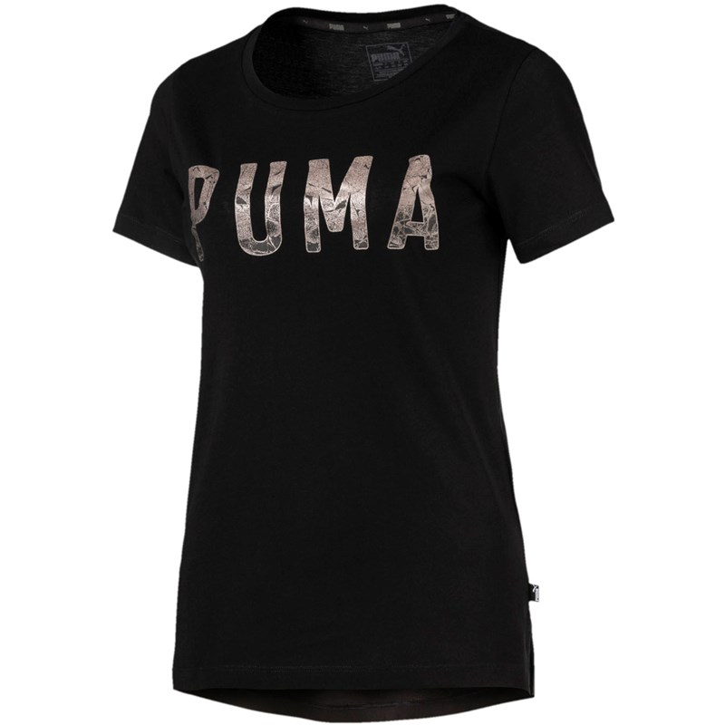 1d5e6f1c11d Puma Womens Athletic Tee