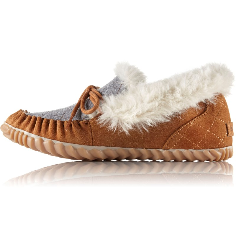 SOREL Womens Out n About Moccasins