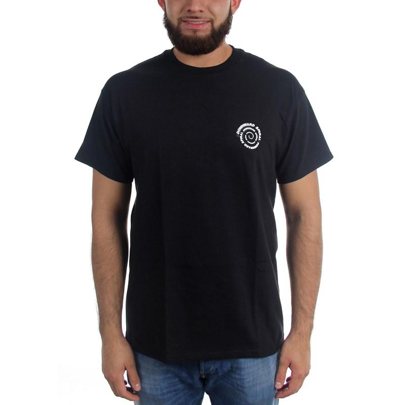 Mens Downward Spiral T-Shirt 10.Deep
