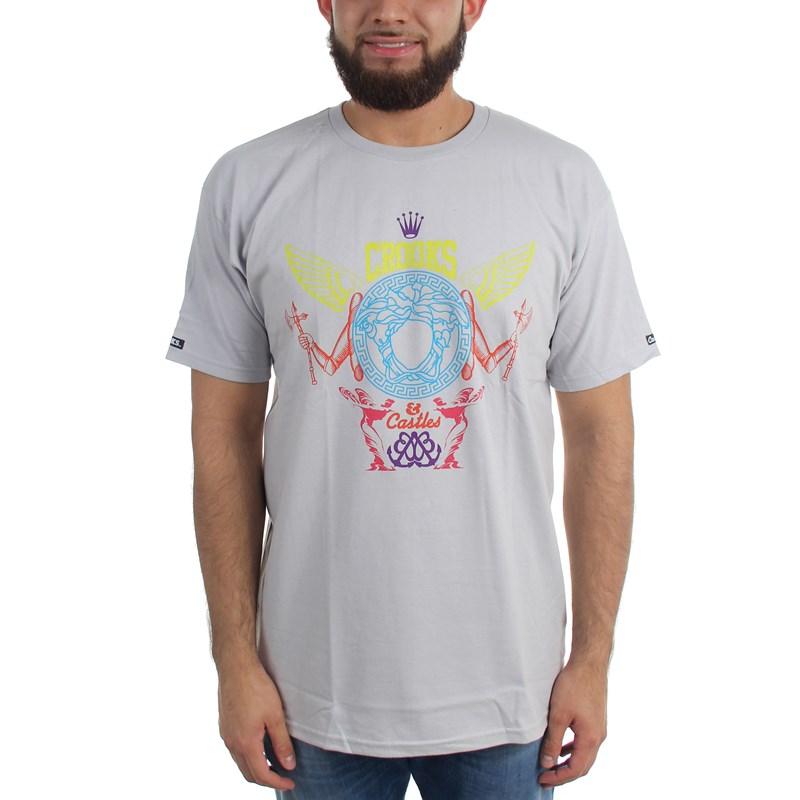 2c67a1b484d4 Crooks   Castles - Mens High Society T-Shirt