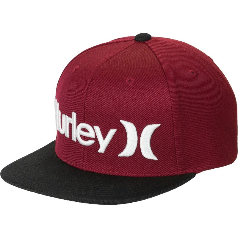 size 40 daa4f 0b9c1 Hurley - Mens One   Only Snapback Hat